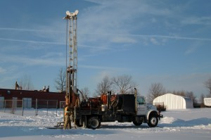 Geotechnical Rig 005